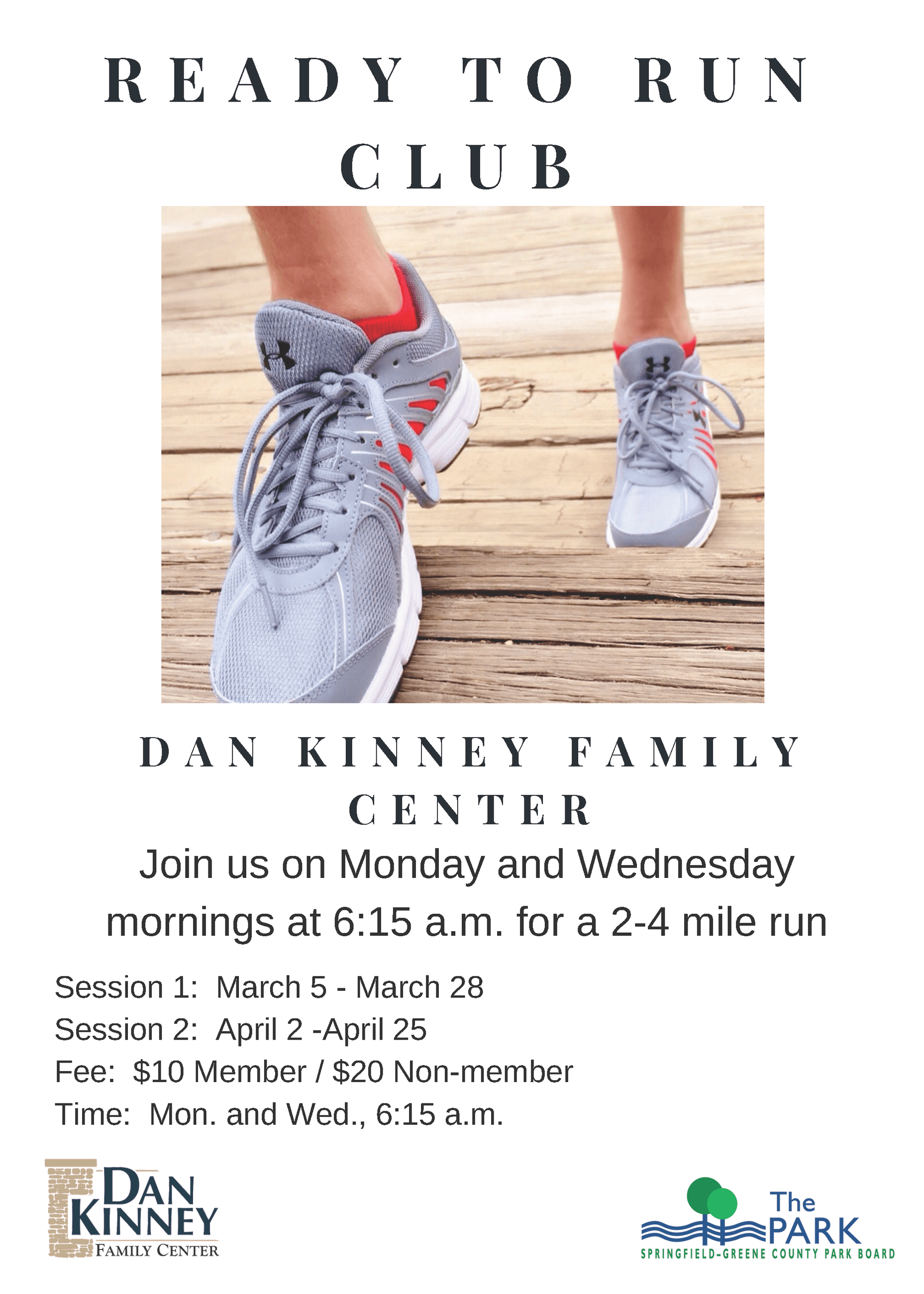 Dan kinney family center springfield greene county park board ready to run club 1betcityfo Image collections