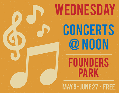Founders Noon Concerts18_Web event