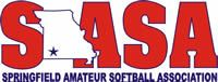 Springfield Amateur Softball Association Logo