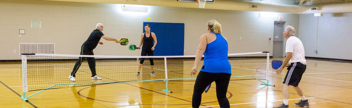 Pickleball Header