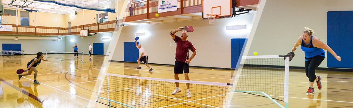 Pickleball Footer