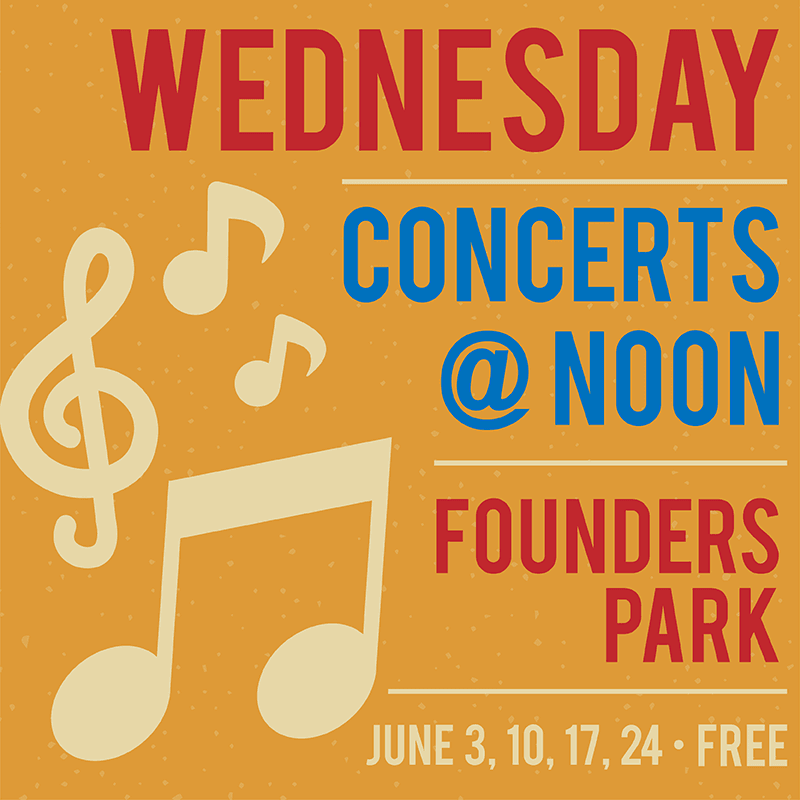 Founders Noon Concerts19_Promo pic