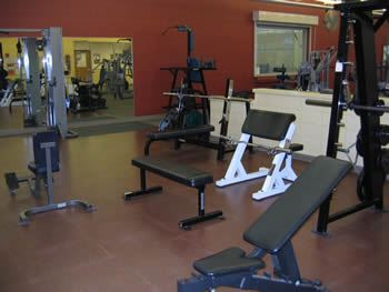 Doling Family Center Fitness Room 3