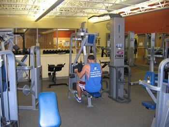 Doling Family Center Fitness Room 4