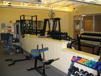 Doling Family Center Fitness Room 8