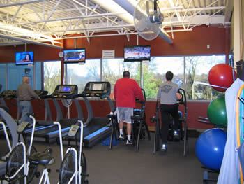 Doling Family Center Fitness Room 9