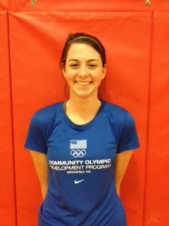 Catherine Repsher - Carl Junction High School - Outside Hitter Middle Blocker