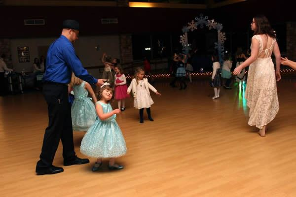 Frozen in Time 2015 Daddy Daughter Dance 12