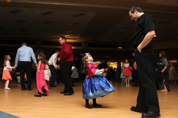 Frozen in Time 2015 Daddy Daughter Dance 18