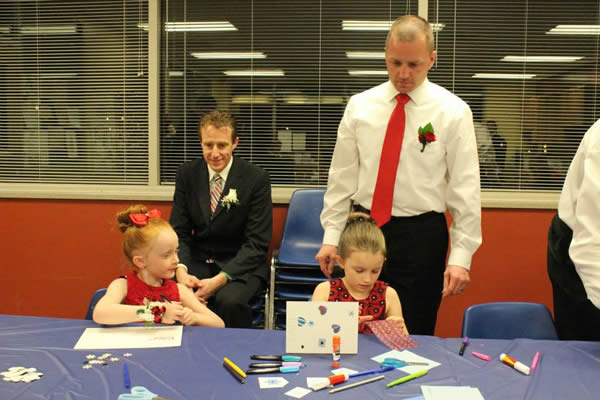 Frozen in Time 2015 Daddy Daughter Dance 20