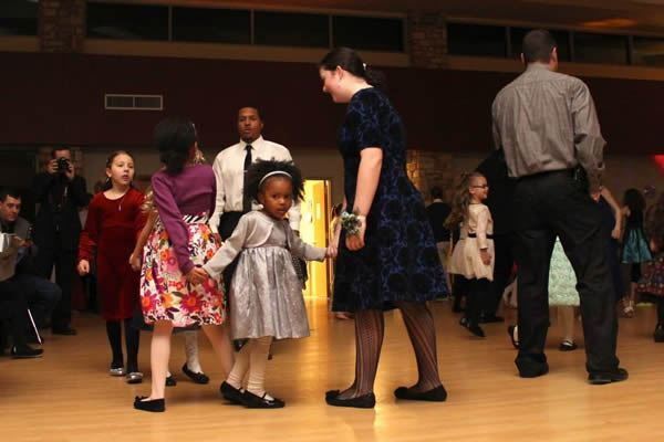 Frozen in Time 2015 Daddy Daughter Dance 24