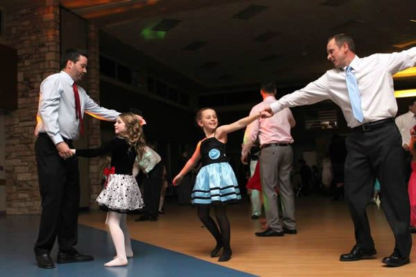 Frozen in Time 2015 Daddy Daughter Dance 8